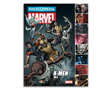 Libro 36: X-MEN VOLUMEN 5