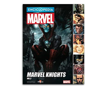 Libro 45: MARVEL KNIGHTS VOLUMEN 3