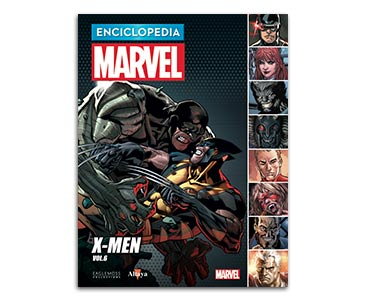 Libro 43: X-MEN VOLUMEN 6