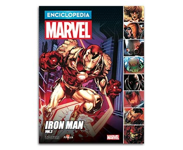 Libro 49: IRON MAN VOLUMEN 2