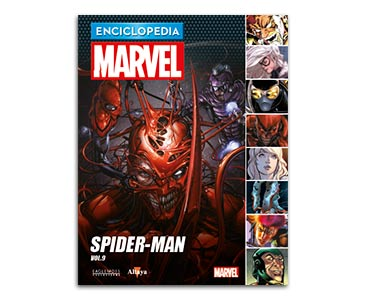 Libro 61: SPIDER-MAN VOL.9