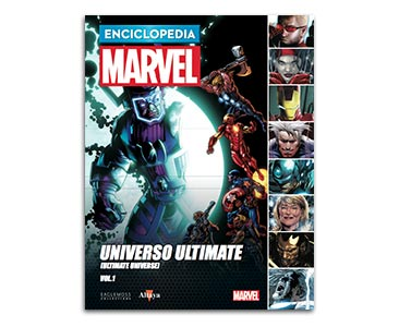 Libro 56: UNIVERSO ULTIMATE VOLUMEN 1