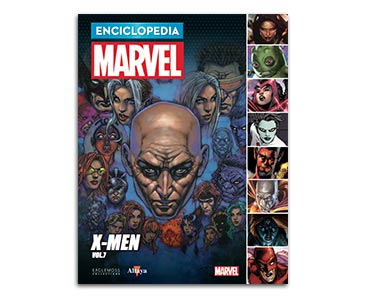 Libro 55: X-MEN VOLUMEN 7