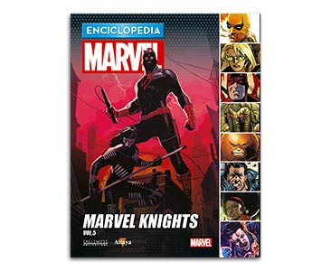 Libro 69: MARVEL KNIGHTS VOL.5