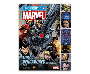 Libro 72: LOS VENGADORES VOL.11 (THE AVENGERS)