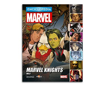 Libro 74: MARVEL KNIGHTS VOL.6