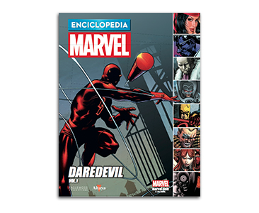 Libro 9: DAREDEVIL VOLUMEN 1