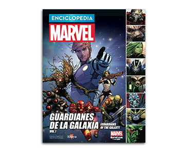 Libro 6: GUARDIANES DE LA GALAXIA VOLUMEN 1