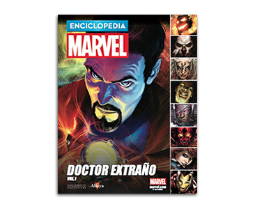 Libro 14: DOCTOR EXTRAN?O VOLUMEN 1