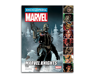Libro 15: MARVEL KNIGHTS VOLUMEN 1