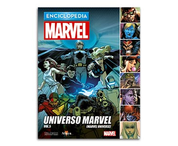 Libro 80: UNIVERSO MARVEL VOL.5