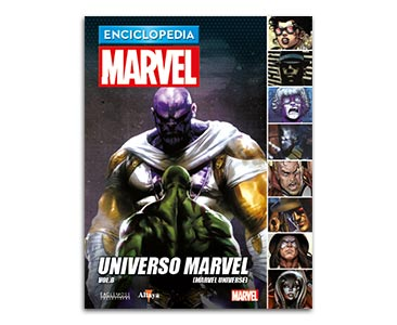 Libro 83: UNIVERSO MARVEL VOL.8
