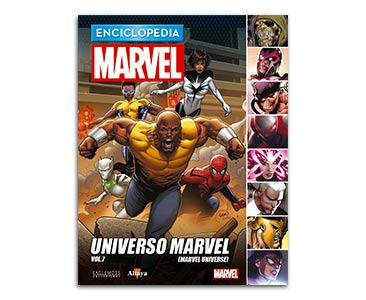 Libro 82: UNIVERSO MARVEL VOL.7