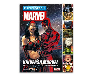 Libro 77: UNIVERSO MARVEL VOL.2