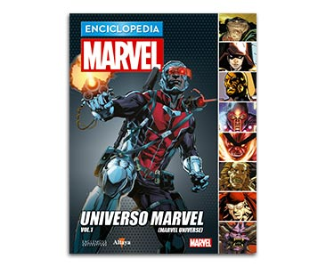 Libro 76: UNIVERSO MARVEL VOL.1