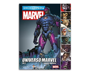 Libro 79: UNIVERSO MARVEL VOL.4