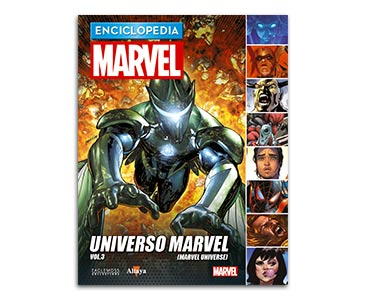 Libro 78: UNIVERSO MARVEL VOL.3