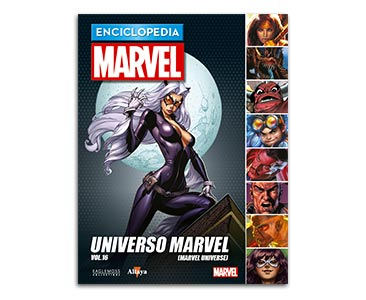 Libro 91: UNIVERSO MARVEL VOL.16