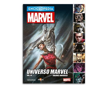 Libro 94: UNIVERSO MARVEL VOL.19