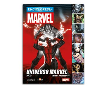 Libro 87: UNIVERSO MARVEL VOL.12