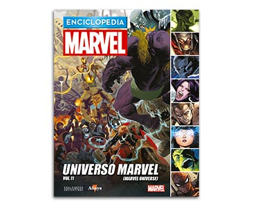 Libro 86: UNIVERSO MARVEL VOL.11