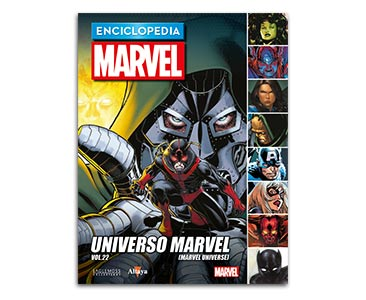 Libro 97: UNIVERSO MARVEL VOL.22