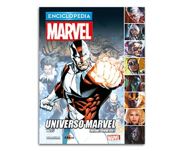 Libro 102: UNIVERSO MARVEL VOL.27