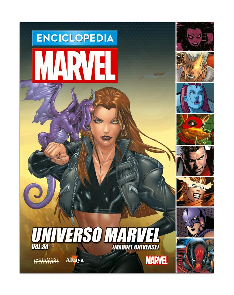 Libro 105: UNIVERSO MARVEL VOL.30