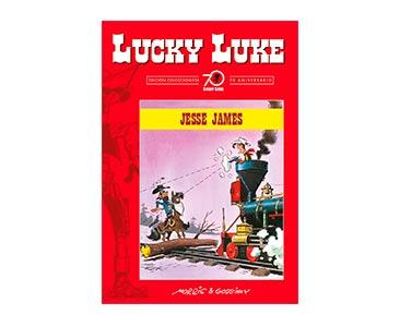 Libro 40: JESSE JAMES