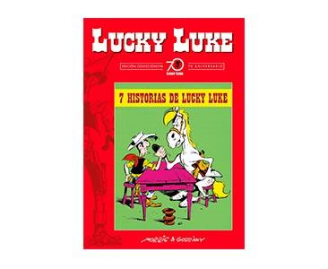 Libro 53: 7 HISTORIAS DE LUCKY LUKE