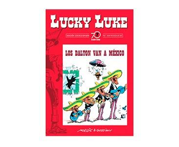 Libro 9: LOS DALTON VAN A MÉXICO