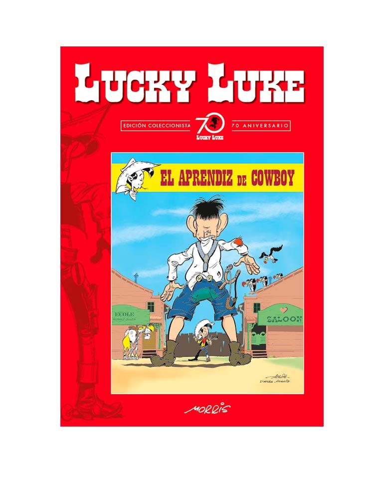 Libro 83: EL APRENDIZ DE COWBOY