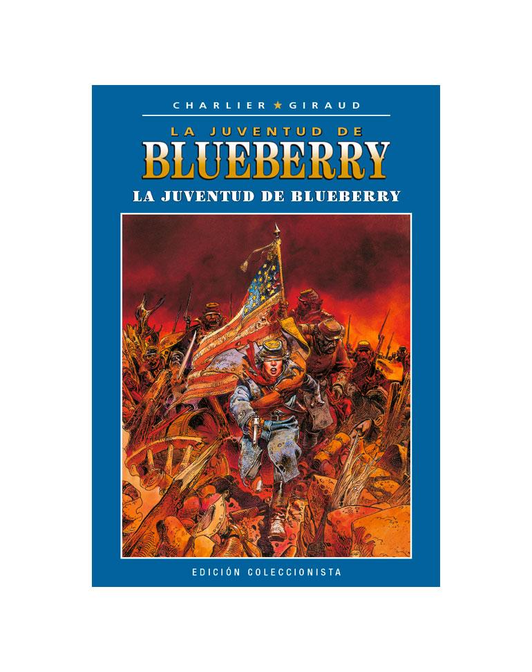 Libro 21: La juventud de Blueberry