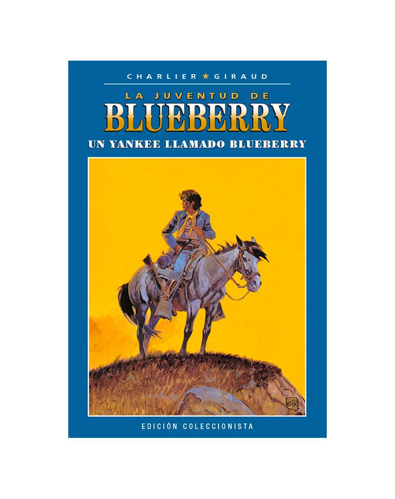 Libro 23: Un Yankee llamado Blueberry