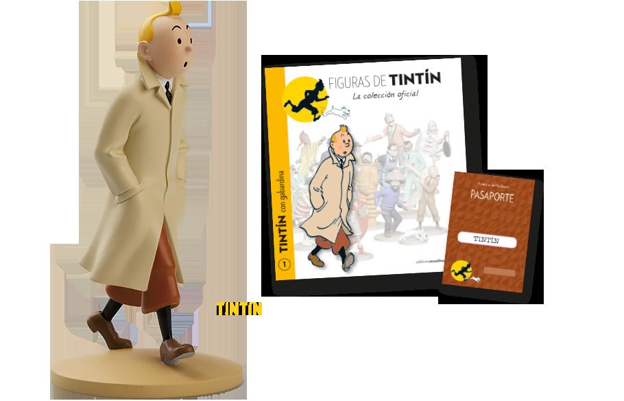 Figuras de Tintín. La colección oficial