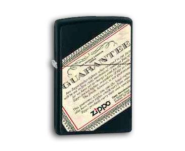Fascicule 48 + Le Zippo Lifetime Guarantee