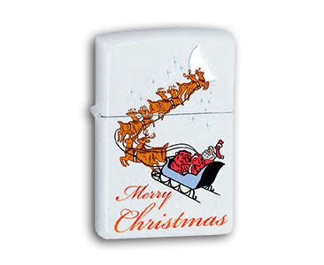 Fascicule 47 + Le Zippo Merry Christmas