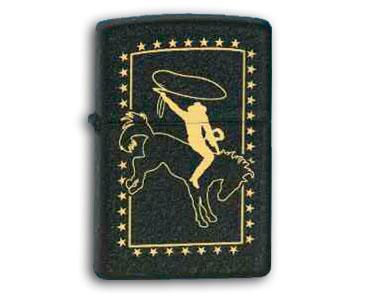 Fascicule 24 + Le Zippo American Cowboy