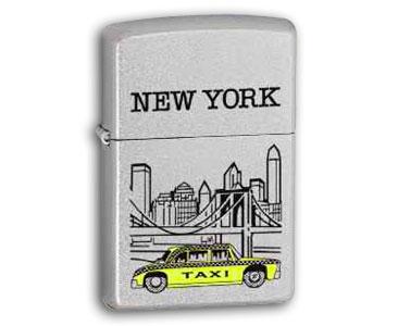 Fascicule 21 + Le Zippo New York