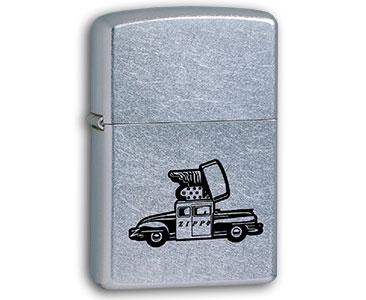 Fascicule 36 + Le Zippo Car