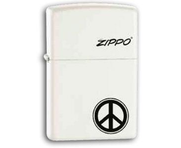 Fascicule 8 + Le Zippo Peace