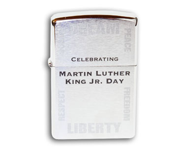 Fascicule 55 + Le Zippo Martin Luther King (Jr.)