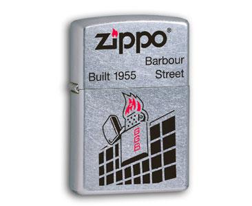 Fascicule 53 + Le Zippo Barbour Street