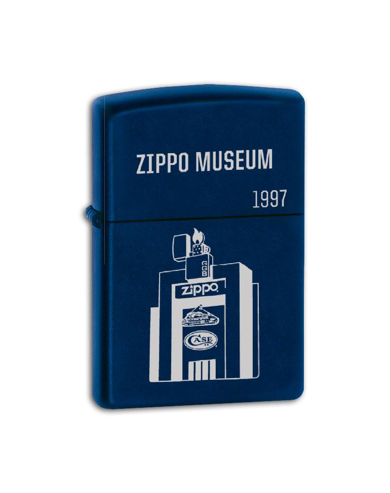 Fascicule 58 + Le Zippo Museum