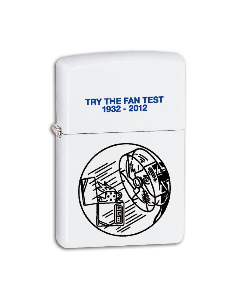 Fascicule 59 + Le Zippo Fan Test