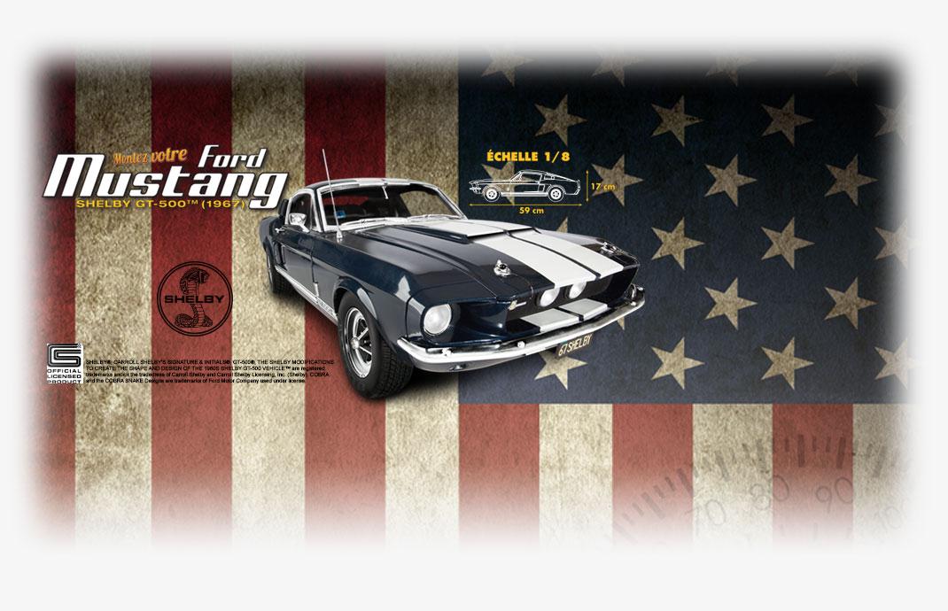 513d5d42db Montez votre Ford Mustang