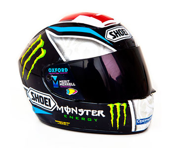 Casque 40: BRADLEY SMITH - 2014 + Fascicule