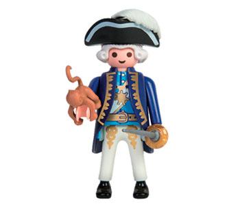 Le livret 15 : Voyage aux antipodes + 2 Fiches de jeu + Figurine