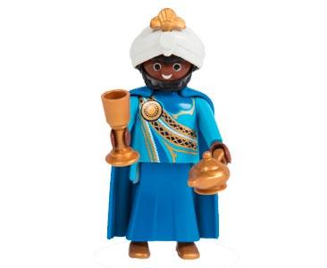 Le livret 40 : Les califes de Bagdad + 2 Fiches de jeu + Figurine