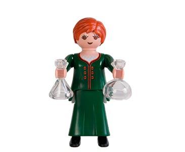 Le livret 67 : Marie Curie + 2 Fiches de jeu + Figurine